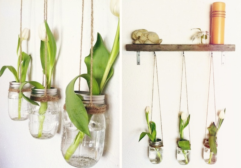 Interior Diy Hanging Vases Style By Jules