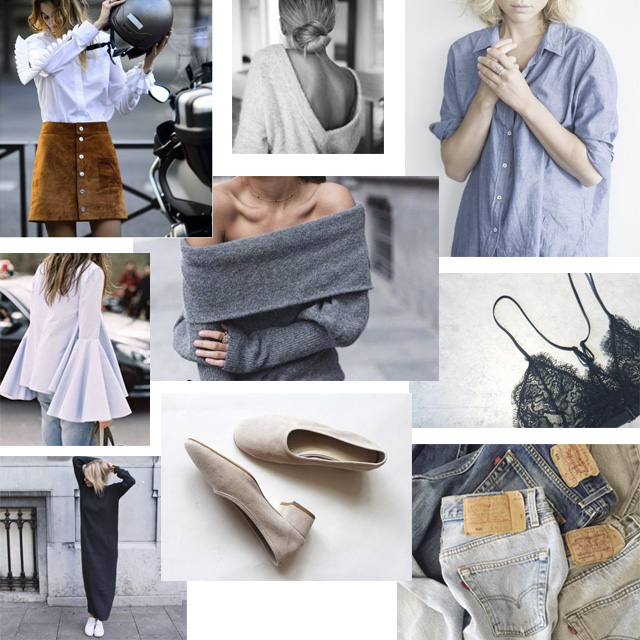 My favorite fall 2015 trends