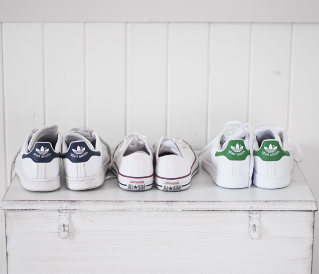 tips tricks how to keep your white shoes white