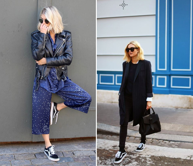 Fashion trends, Autumn, Fall, Women Fashion, Footwear, Street Style, Fashion Week, Vans, Skate, Old Skool, Fashion Blogger, Style by Jules