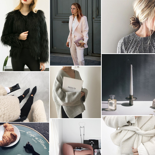 Monday, Monday Inspiration, Cyber Monday, Cyber Week, deals, shopping, sale, codes, discount, webshops, online shopping, fashion, trends, women fashion, style, mood board, collage, fashion blogger, Style by Jules