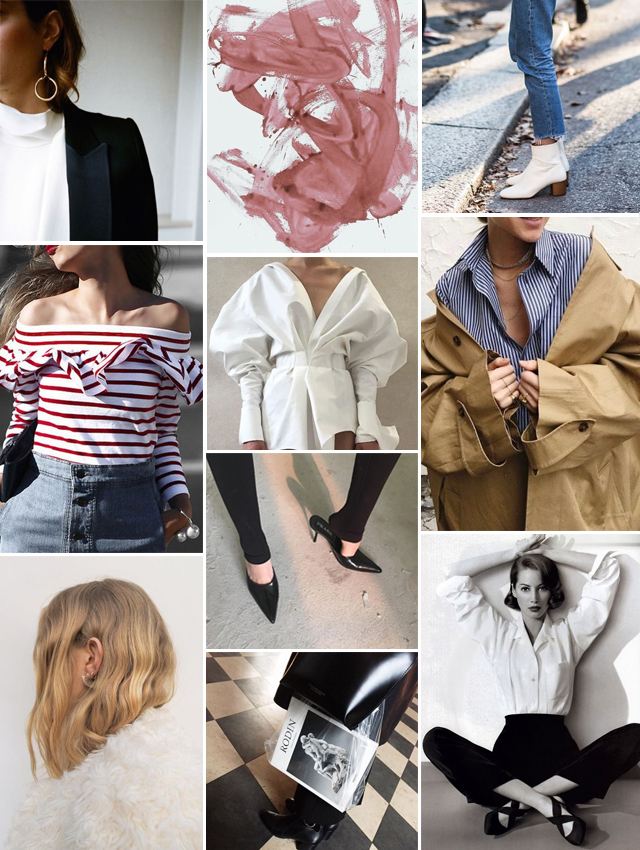 February, Inspiration, mood board, pinterest, holiday, fresh start, new collections, style, fashion, women fashion, fashion blogger, Style by Jules