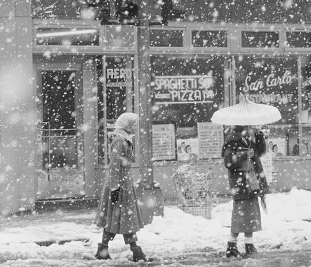 tips & tricks, style, fashion, winter, snow, winter outfits, fashion, street style, fashion blogger, women fashion, winter style, Style by Jules, Saul Leiter, vintage, New York