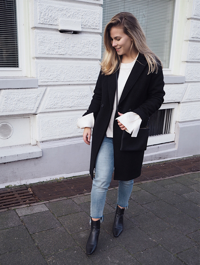 OOTD, outfit, steetstyle, sleeves, tie sleeves, i have this thing with sleeves, outfit of the day, fashion, women fashion, winter, fashion blogger, Style by Jules