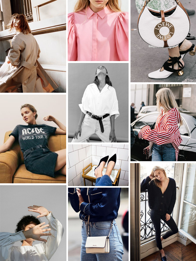 March, inspiration, mood board, trends, women fashion, style, spring, pink, inspiration, inspo, fashion blogger, Style by Jules