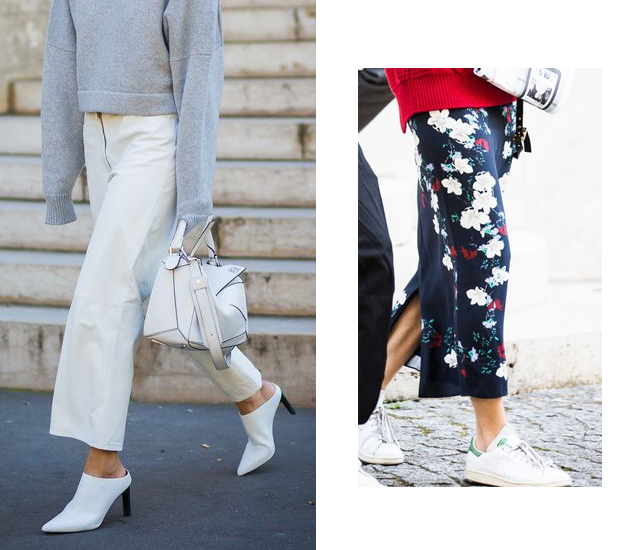 midi skirt or culottes