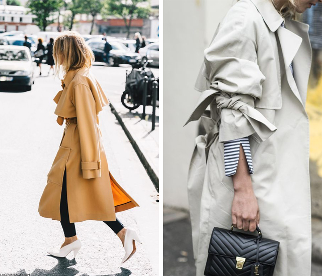 spring favourite: the trench coat