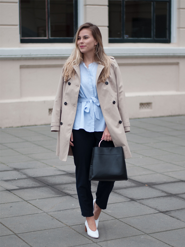 Workwear outfit full look