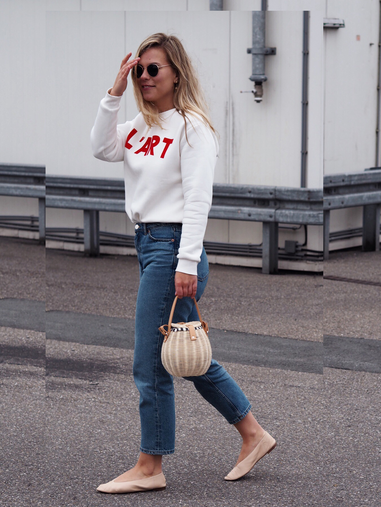 The Spring Uniform Street Style