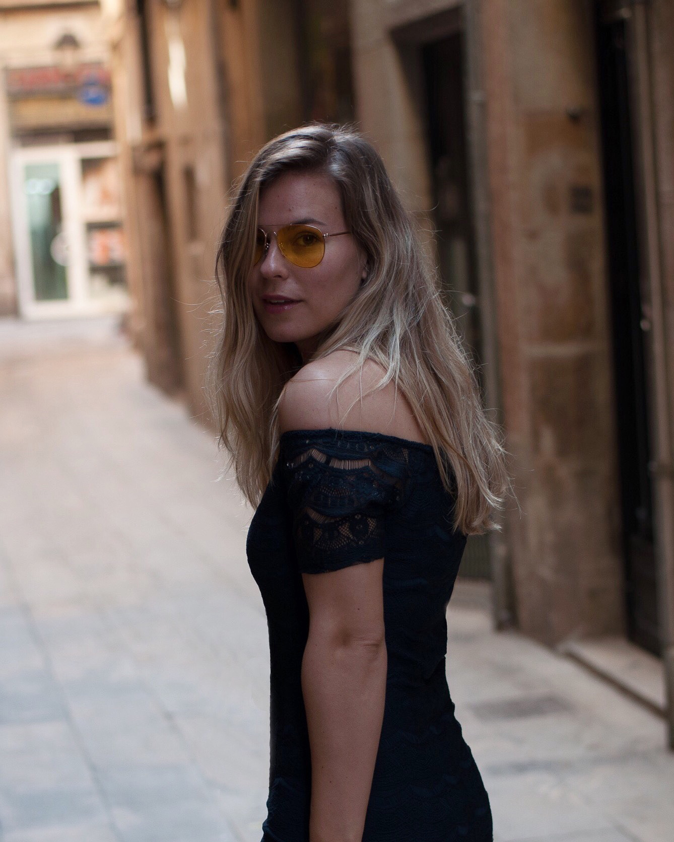 Postcards from Barcelona Sunnies