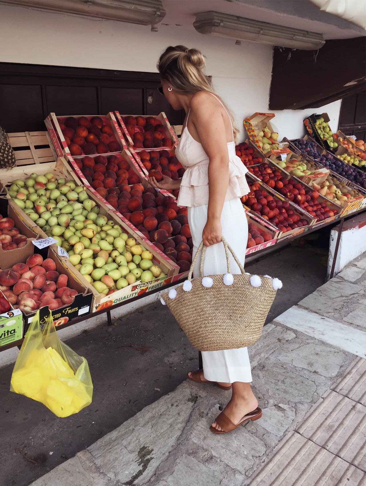 Skopelos Market