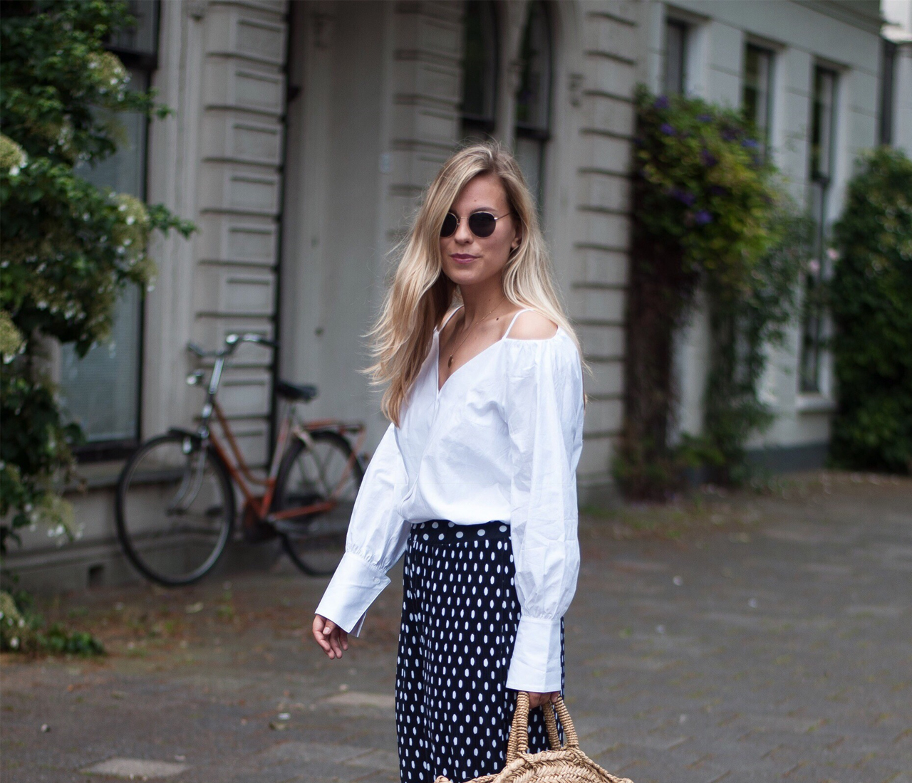 Trousers Dots
